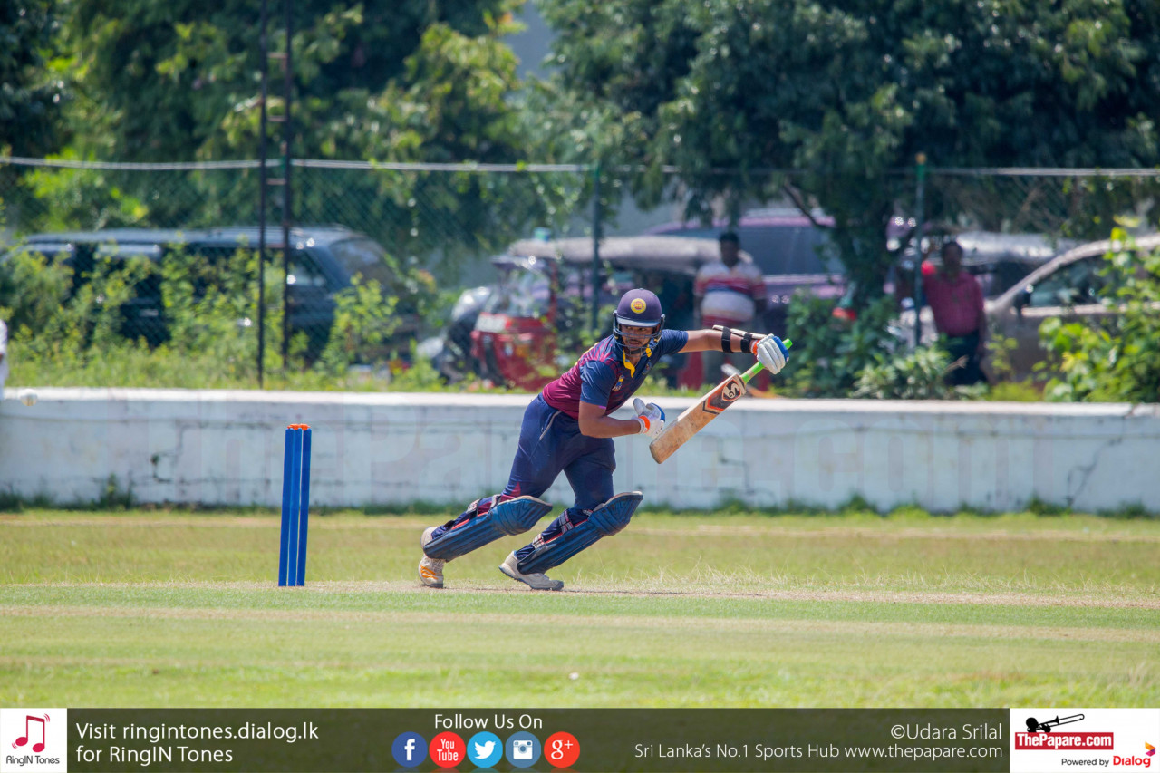 Tamil Union Cricket and Athletic Club Vs Ragama Cricket Club