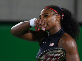 Serena Williams shares the Open-era record of 22 Grand Slams with Steffi Graf, and is two behind Margaret Court's all-time record of 24