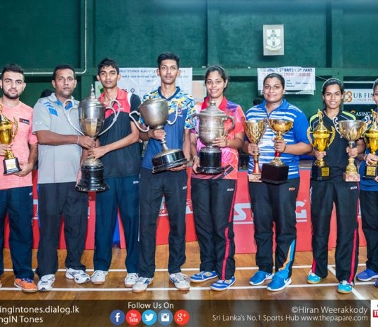 71st National Table Tennis