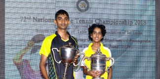 72nd National Table Tennis Championship 2019