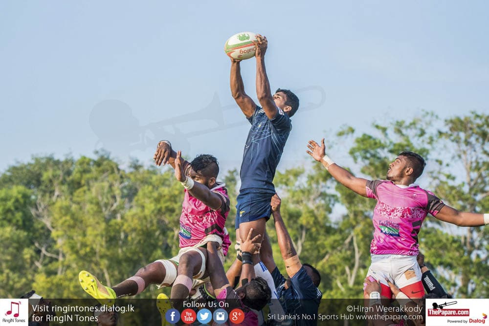 Air Force SC Vs. Havelock SC – Dialog Rugby League 2017/18   #Match30