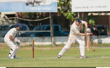 Voluntary Over 40s Cricket
