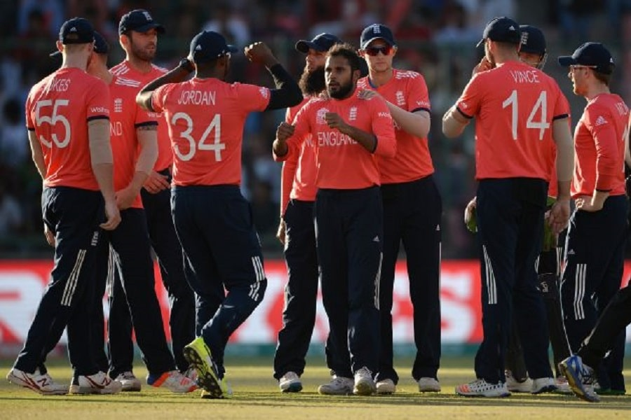 England survive Afghanistan scare