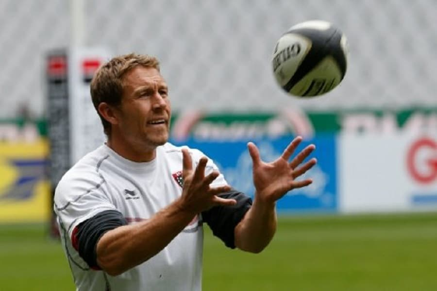 © AFP/File / by Pirate IRWIN | England's 2003 World Cup hero Jonny Wilkinson led the list of this year's 12 inductees into the Rugby Hall of Fame