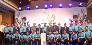 Sri Lanka U19 Cricket Team 2016