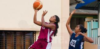 St. Lawrence Convent vs Good Shepherd Convent - Girls U19 Basketball