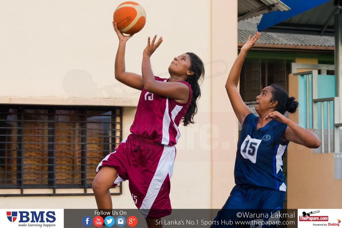 St. Lawrence Convent vs Good Shepherd Convent - Girls U19 Basketball