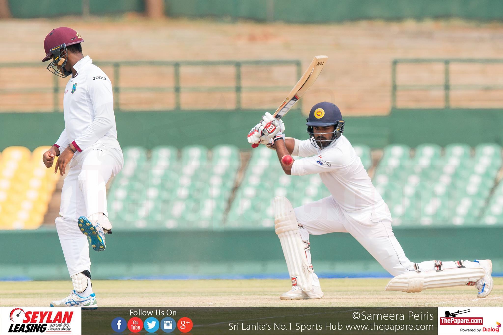 Sri Lanka 'A' vs West Indies 'A' - 3rd Test (Day 03)