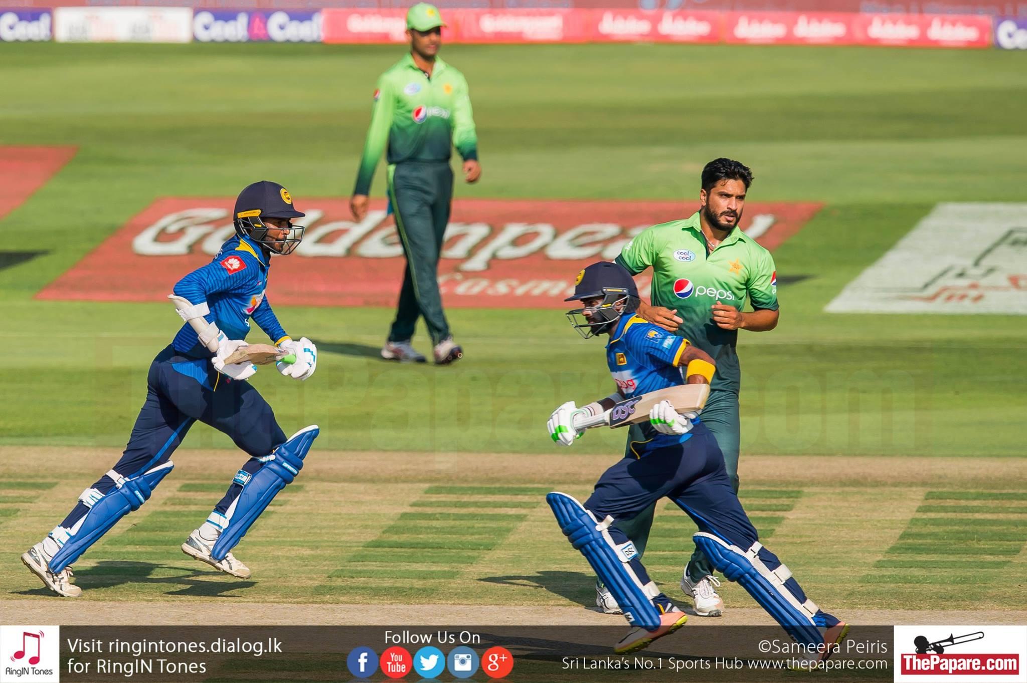 Photos: Sri Lanka Vs Pakistan 2017 – 3rd ODI