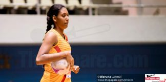 Sri Lanka vs Nepal Asian Youth Netball 2019