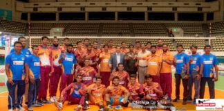 Sri Lanka Volleyball