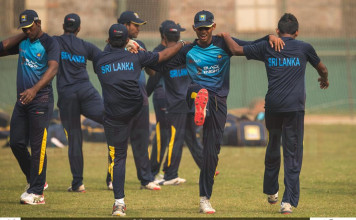 Sri Lanka U19 vs India U19 - Semi Finals (Practice Session)