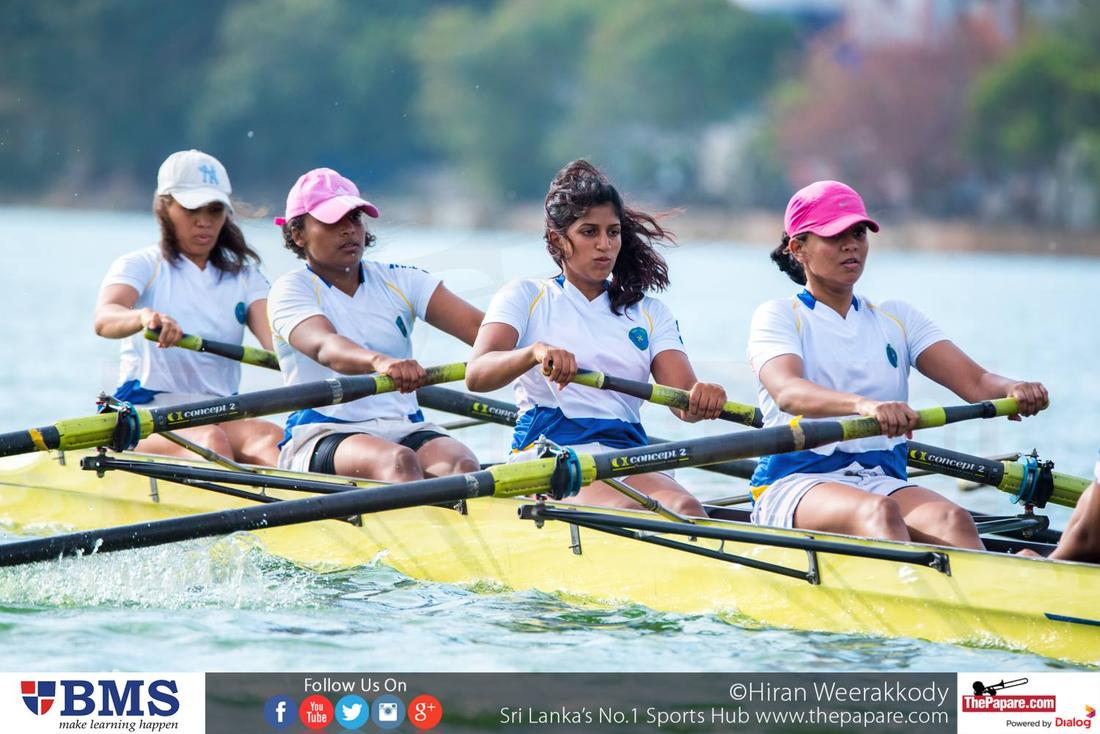 13th Annual Ladies' College - Musaeus College Regatta 2016