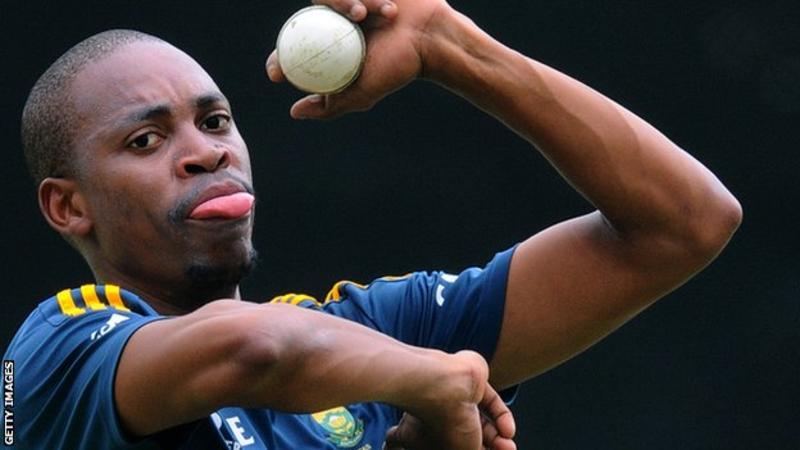 World Twenty20: Aaron Phangiso suspended for illegal bowling action