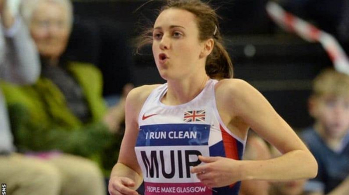 Muir is in superb form two months out from the Olympics