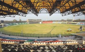 Gadafi Stadium
