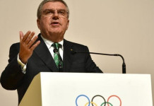"""Bach claimed a total ban went against """"natural justice"""" for clean Russian athletes"""