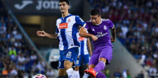 James Rodriguez Real Madrid equal Barca record with 16th straight win