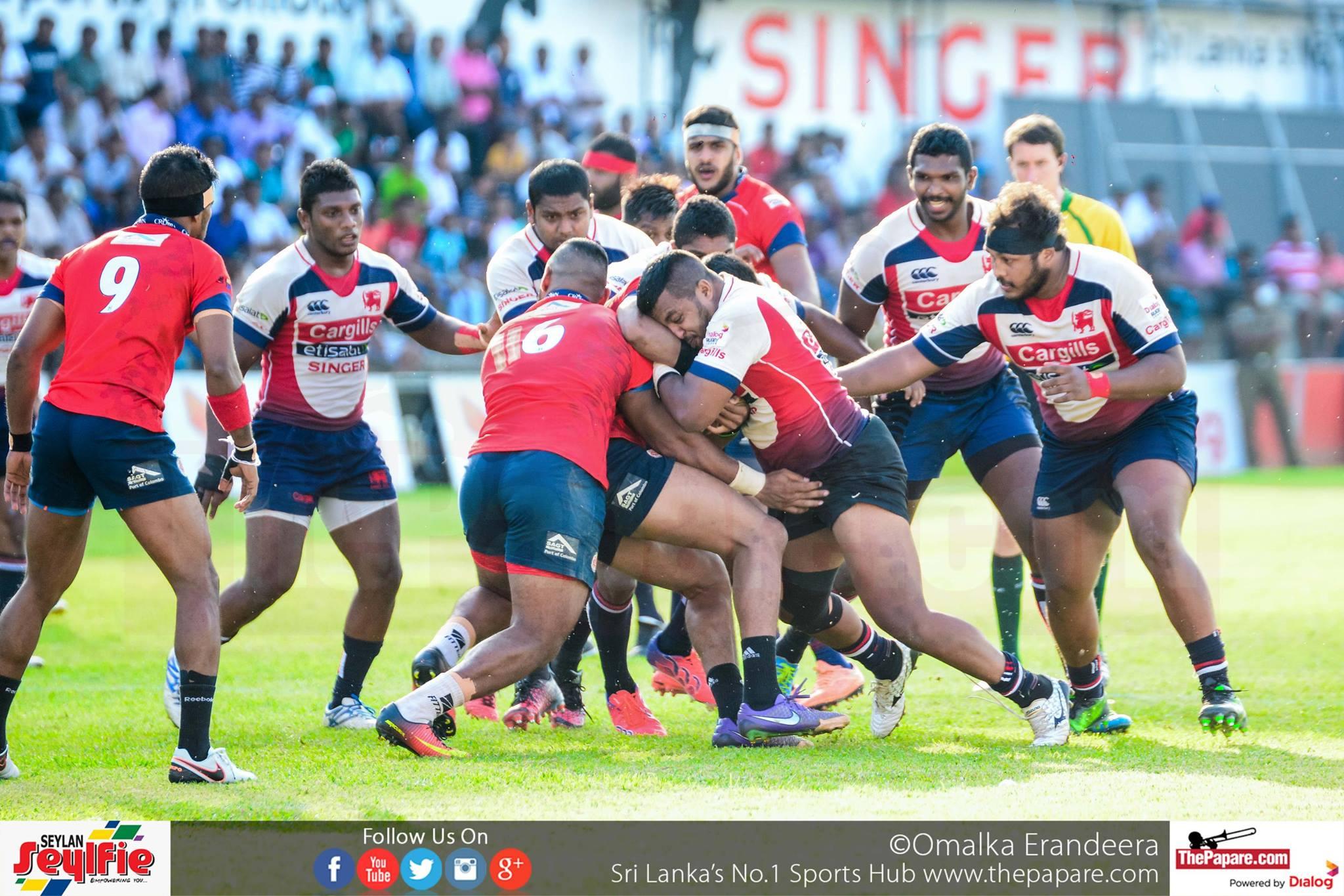 Kandy SC v CR&FC