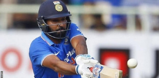 Rohit is expected to be out for six to eight weeks