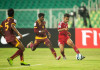 Nepal take revenge on Sri Lanka
