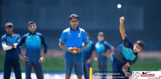 Sri Lanka U19 Cricket Training