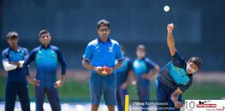 Sri Lanka U19 Cricket Training