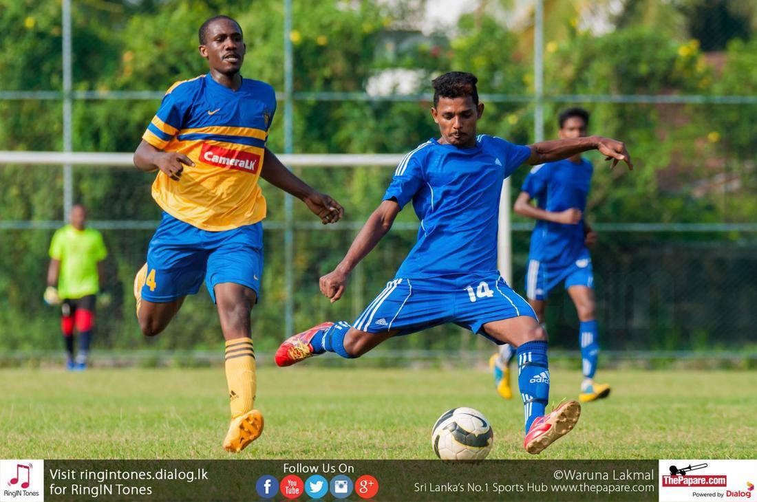 Ratnam SC v Kirulapone United