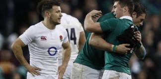 Ireland vs England