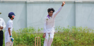 U 19 Inter-international Schools Cricket