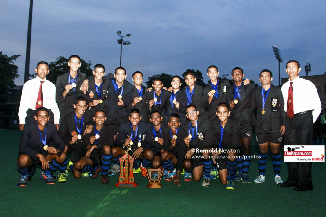 Royal - Thomian Hockey 2018