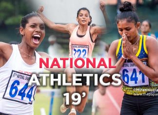 Sri Lanka National Athletics