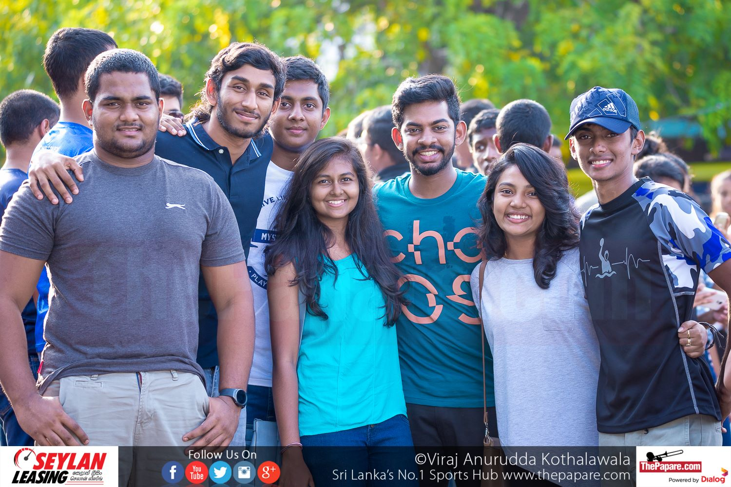 Fan Photos Royal-Thomian Regatta