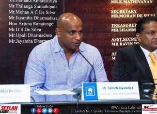 Sanath and Thilanga