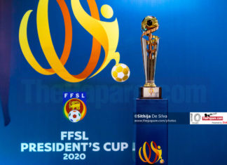 FFSL President's Cup to restart football