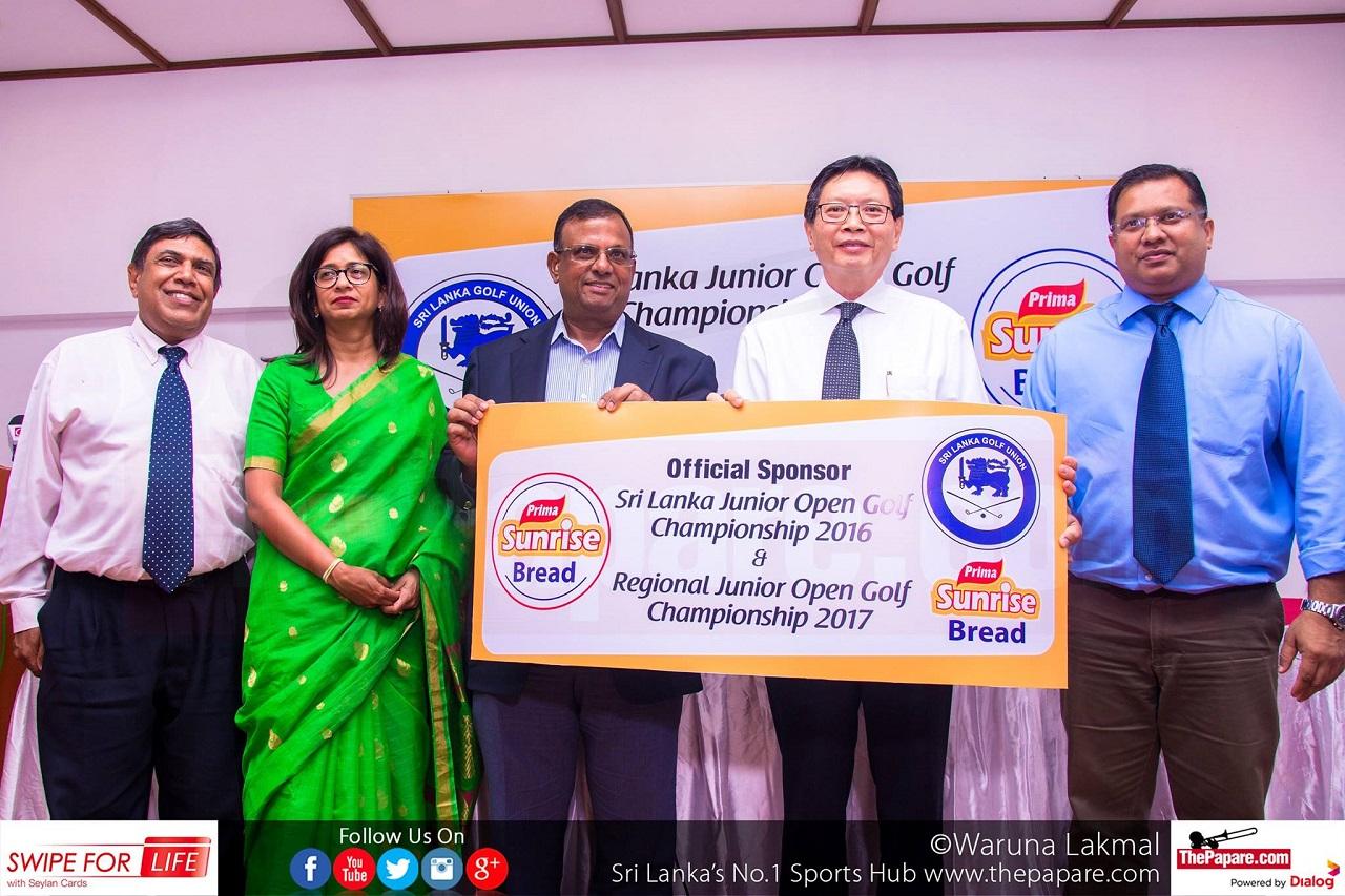 9th Sri Lanka Junior Golf