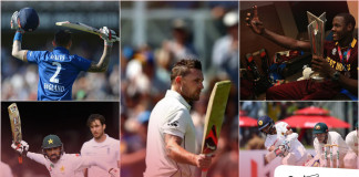 A Golden year for cricket