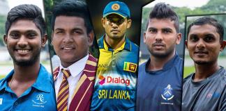 - Siriwardana to lead SL A; Sammu and Milantha earn