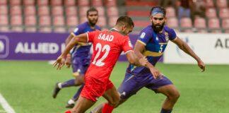 Sri Lanka v Bangladesh   SAFF Championship 2021