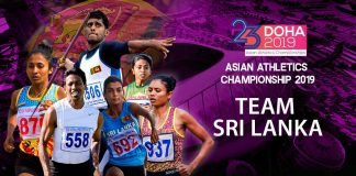 Asian Athletic Championship 2019