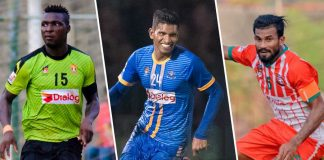 Colombo FC adds three players