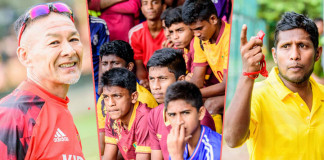 Sri Lanka preliminary squad
