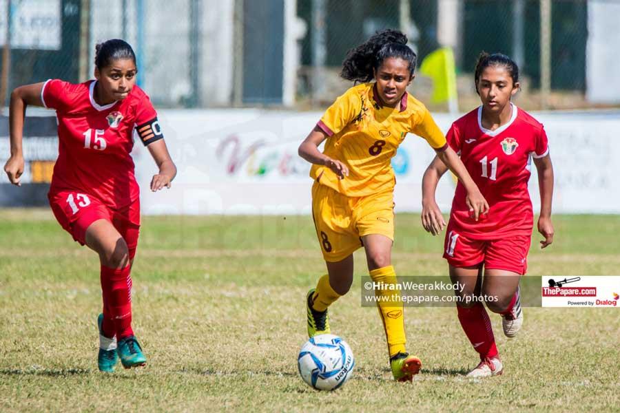 Sri Lanka Vs Jordan