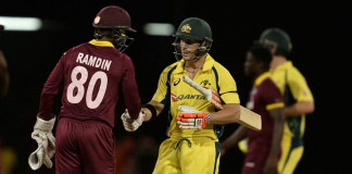 Tri-Nation Series - West Indies v Australia
