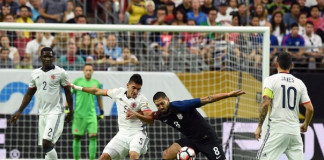 USA 0-1 Colombia: Copa América