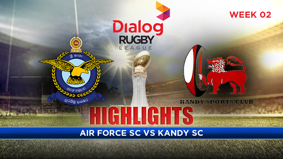 Highlights – Air Force SC v Kandy SC
