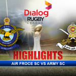 Watch the Match Highlights - Air Force v Army SC