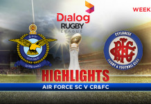 Highlights – Air Force SC v CR&FC