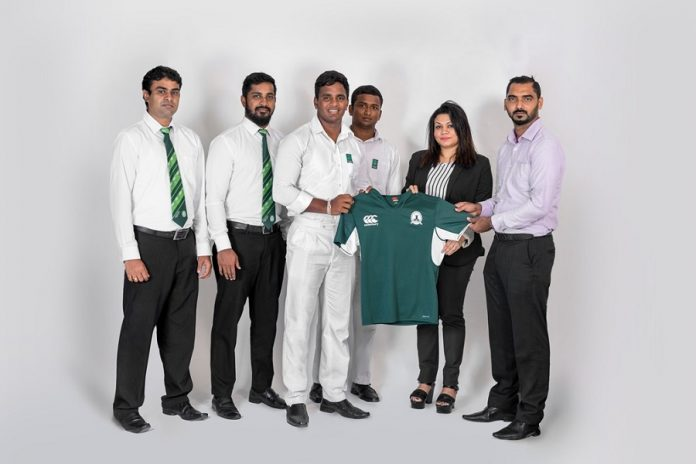 Canterbury sponsors Isipathana Rugby
