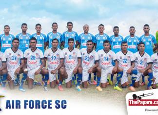 AIR FORCE SC FOOTBALL